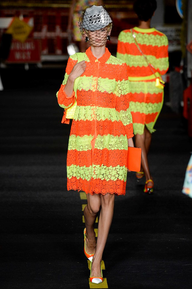 Moschino Ready To Wear SS 2016 MFW (16)