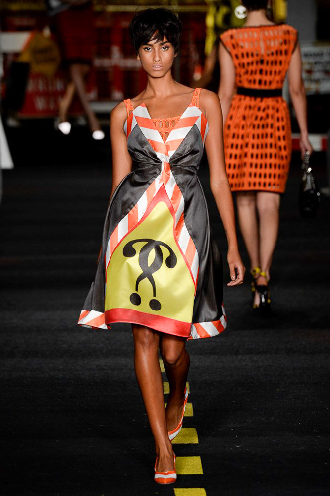 Moschino Ready To Wear SS 2016 MFW (23)