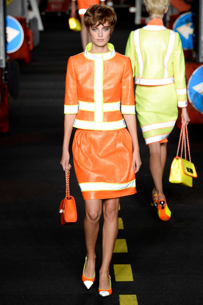 Moschino Ready To Wear SS 2016 MFW (4)