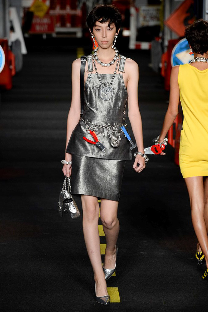 Moschino Ready To Wear SS 2016 MFW (43)