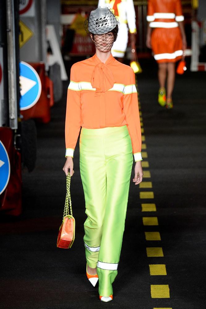 Moschino Ready To Wear SS 2016 MFW (6)
