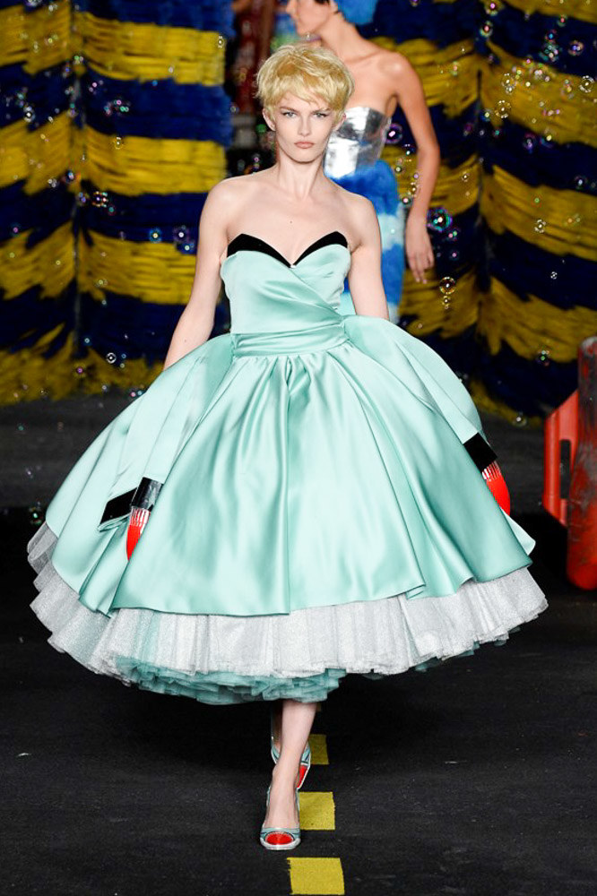 Moschino Ready To Wear SS 2016 MFW (61)