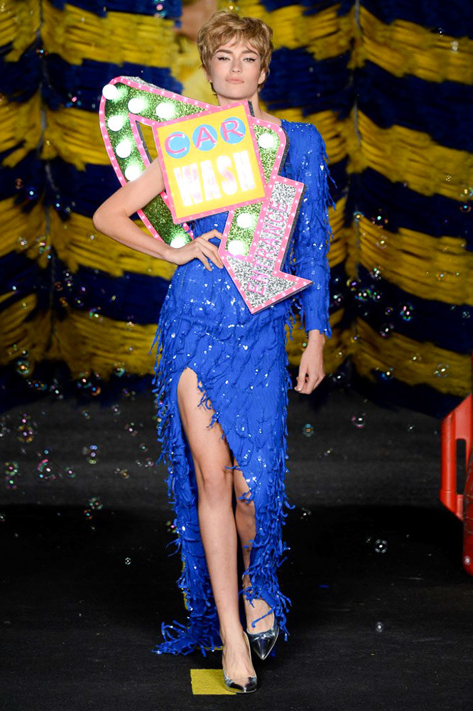 Moschino Ready To Wear SS 2016 MFW (64)