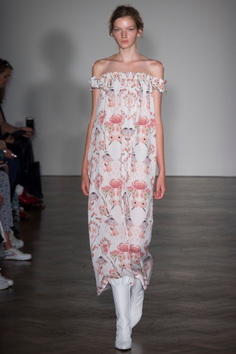 Mother of Pearl Ready To Wear SS 2016 LFW (1)