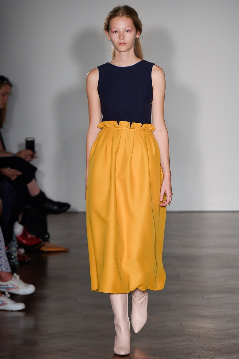 Mother of Pearl Ready To Wear SS 2016 LFW (27)