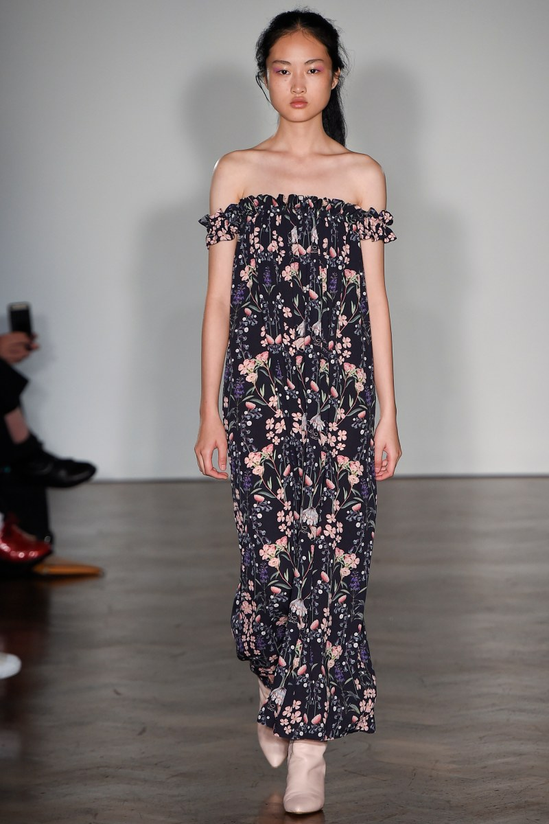 Mother of Pearl Ready To Wear SS 2016 LFW (30)
