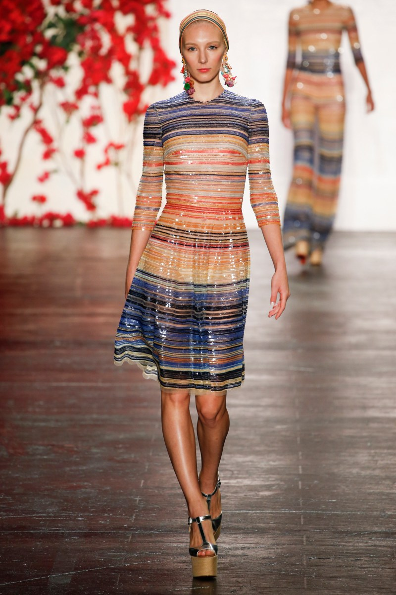 Naeem Khan Ready To Wear SS 2016 NYFW (10)