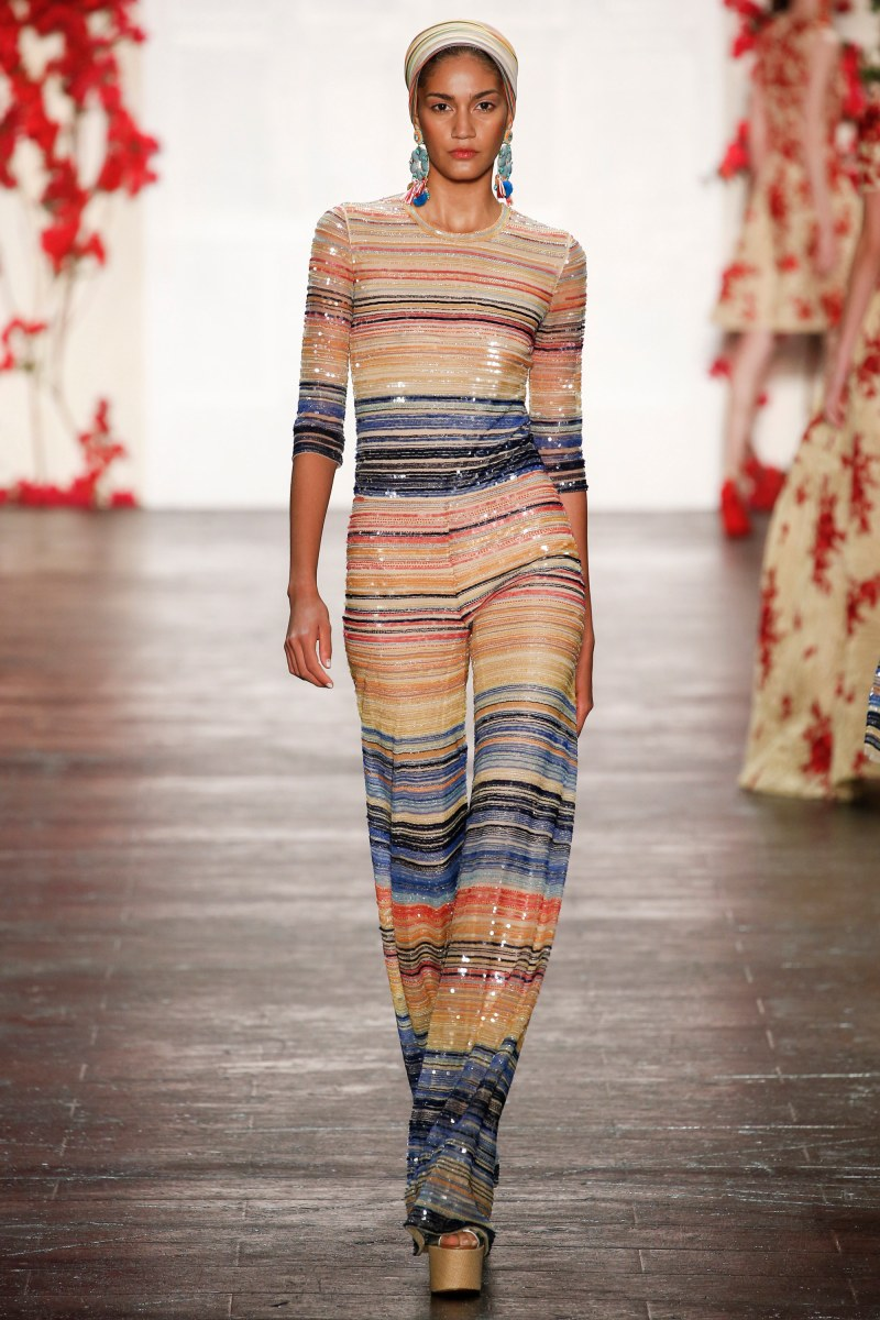 Naeem Khan Ready To Wear SS 2016 NYFW (11)