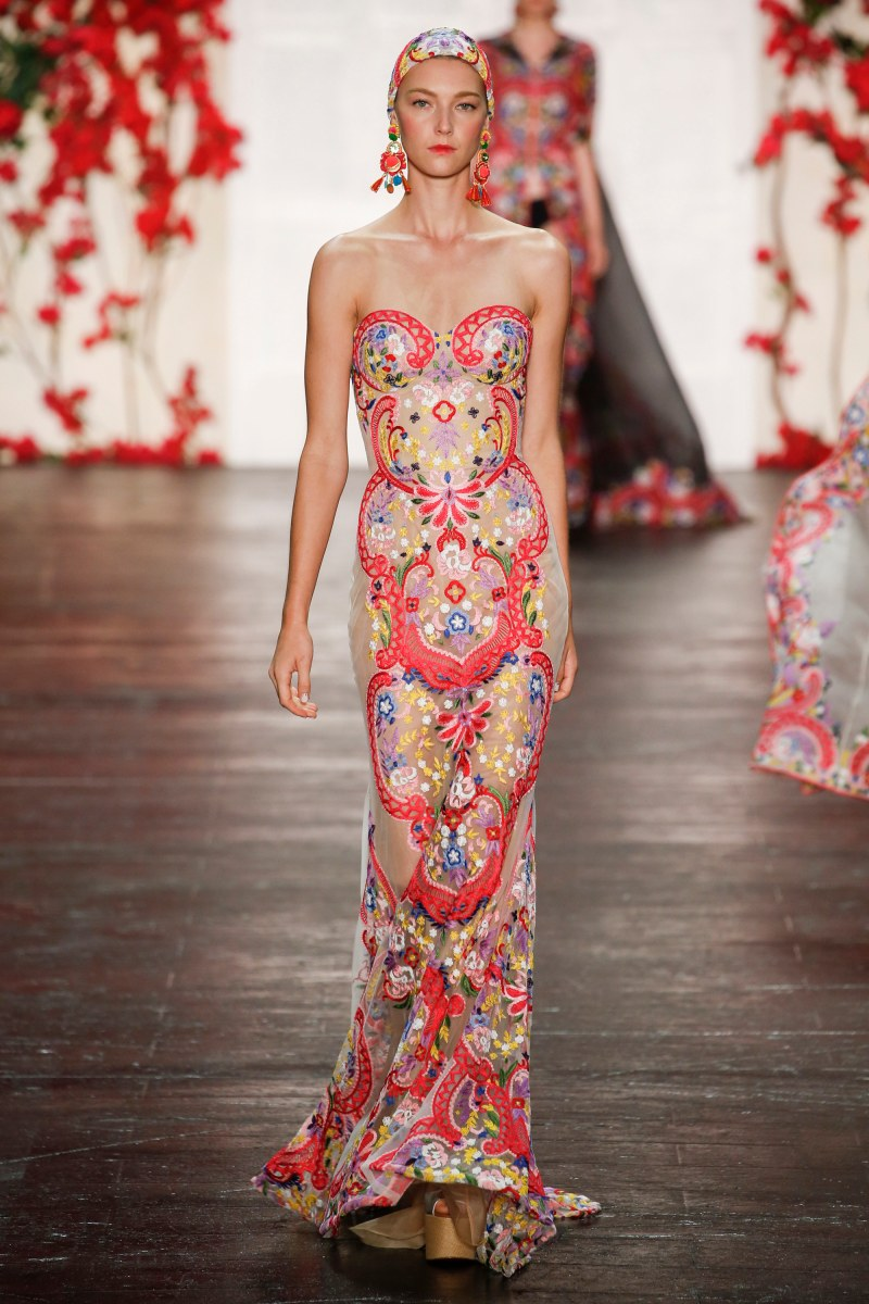 Naeem Khan Ready To Wear SS 2016 NYFW (2)