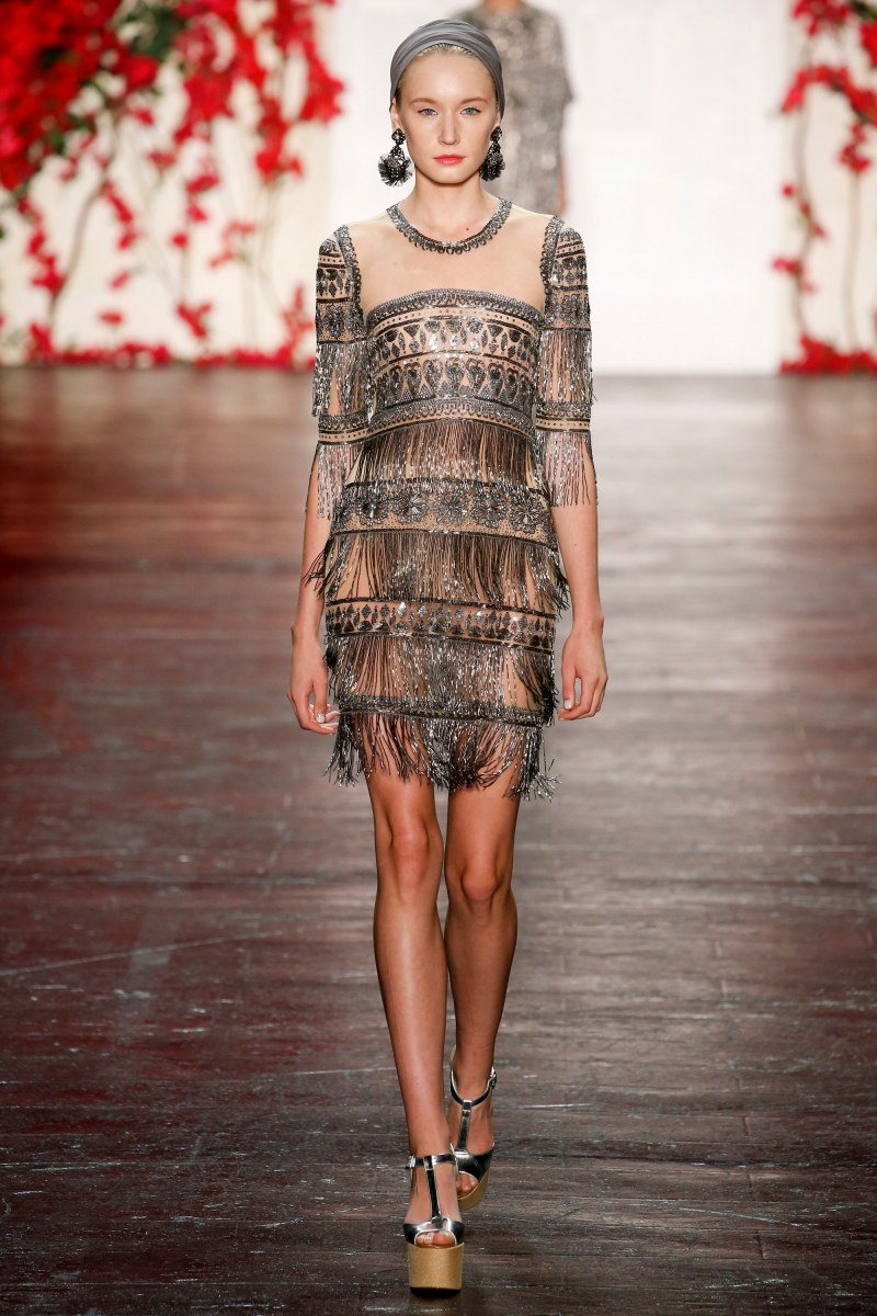 Naeem Khan Ready To Wear SS 2016 NYFW (23)