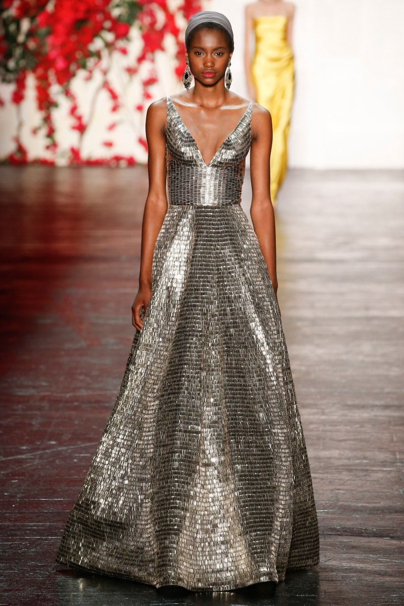 Naeem Khan Ready To Wear SS 2016 NYFW (25)