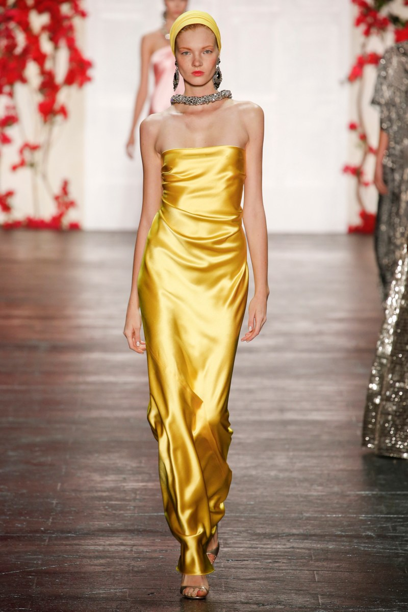 Naeem Khan Ready To Wear SS 2016 NYFW (26)