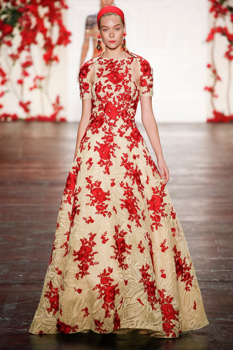 Naeem Khan Ready To Wear SS 2016 NYFW (9)
