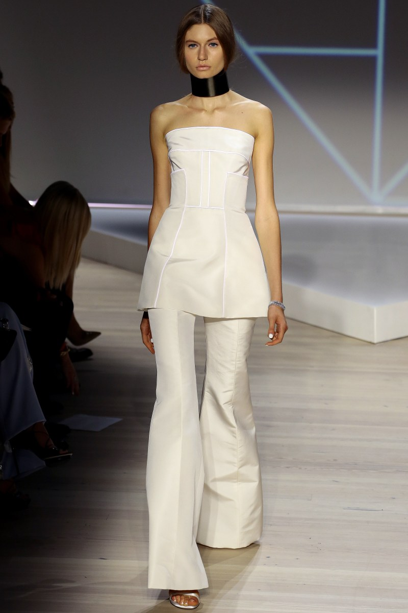 Pamella Roland Ready To Wear SS 2016 NYFW (35)