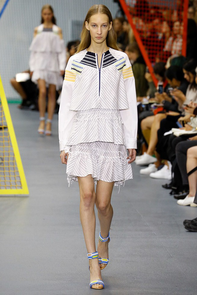 Peter Pilotto Ready To Wear SS 2016 LFW (10)