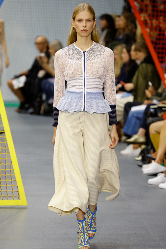Peter Pilotto Ready To Wear SS 2016 LFW (13)