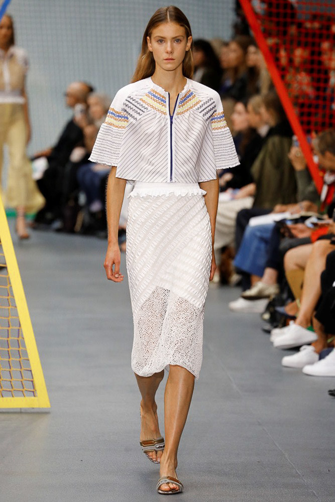Peter Pilotto Ready To Wear SS 2016 LFW (15)