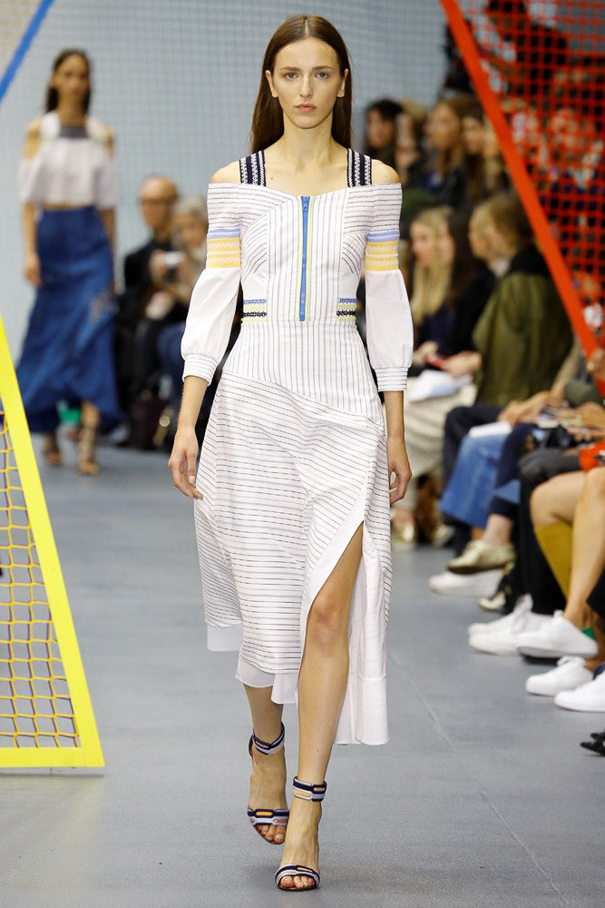 Peter Pilotto Ready To Wear SS 2016 LFW (2)