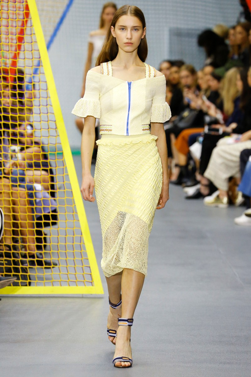 Peter Pilotto Ready To Wear SS 2016 LFW (22)