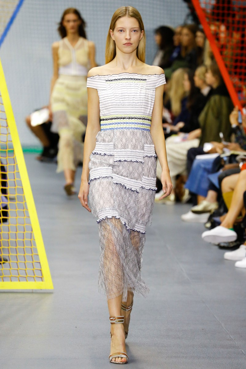 Peter Pilotto Ready To Wear SS 2016 LFW (23)