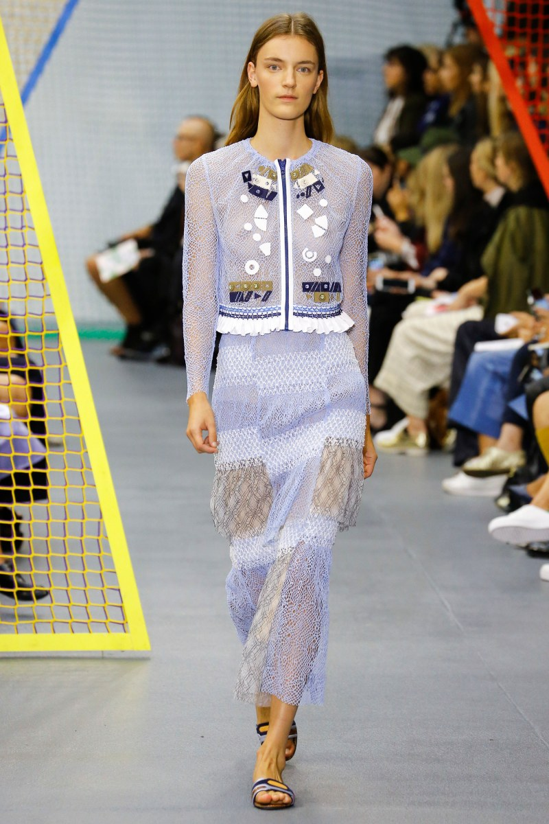 Peter Pilotto Ready To Wear SS 2016 LFW (26)
