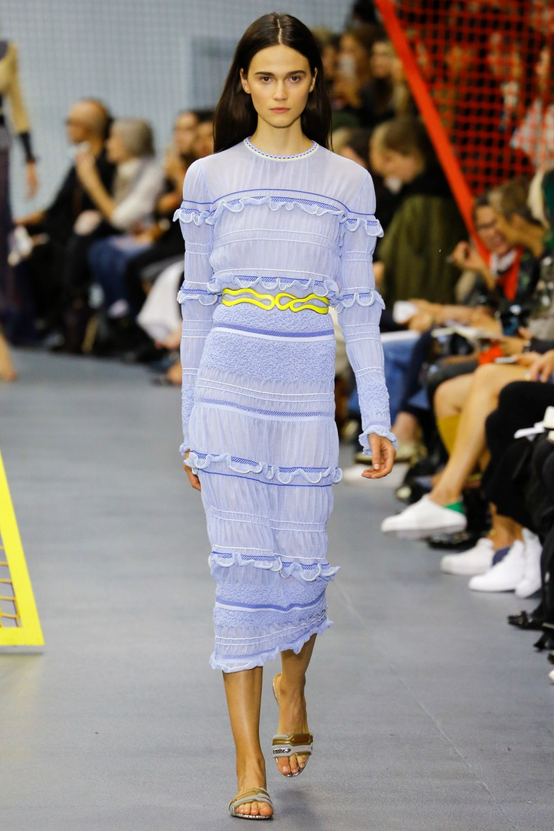 Peter Pilotto Ready To Wear SS 2016 LFW (28)