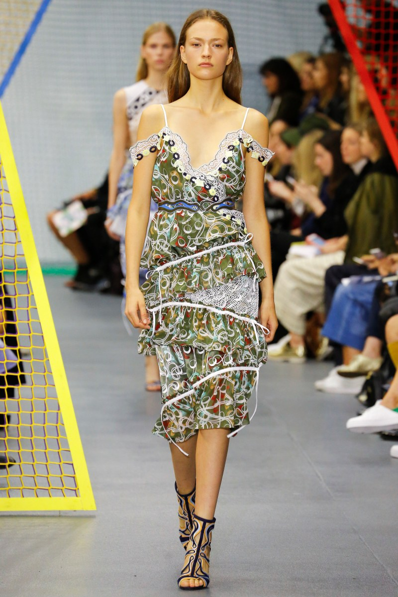 Peter Pilotto Ready To Wear SS 2016 LFW (33)