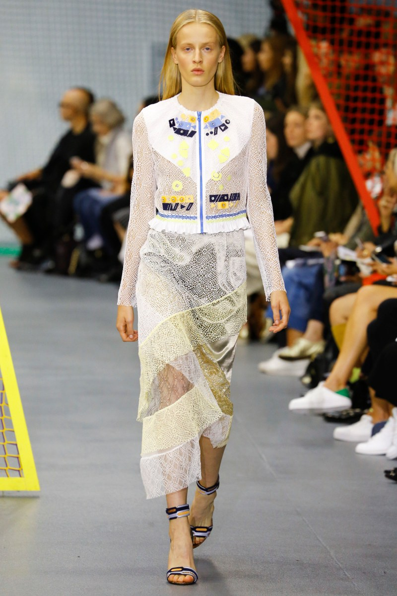 Peter Pilotto Ready To Wear SS 2016 LFW (36)