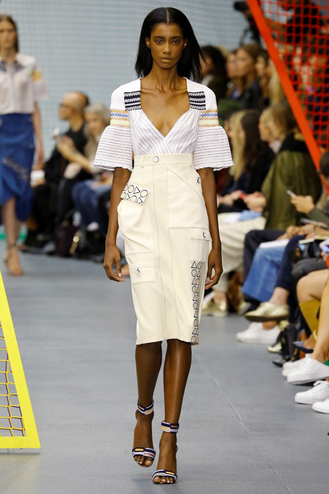 Peter Pilotto Ready To Wear SS 2016 LFW (7)