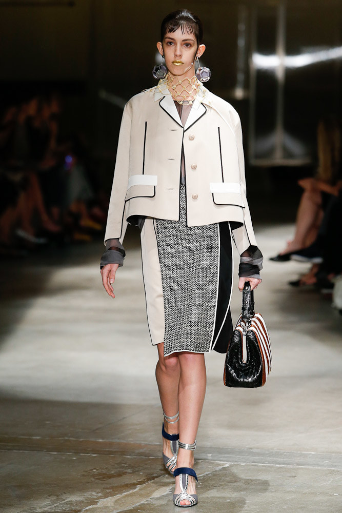 Prada Ready To Wear SS 2016 MFW (1)