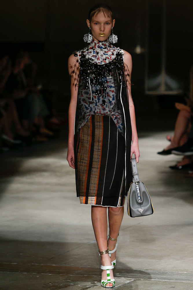 Prada Ready To Wear SS 2016 MFW (18)
