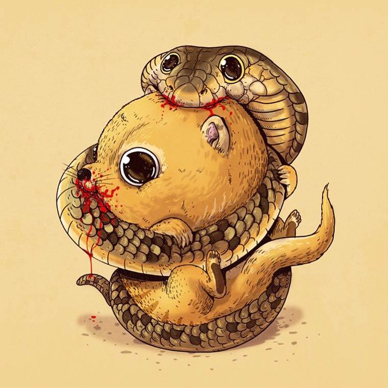 Predator vs. Prey by Alex Solis (3)