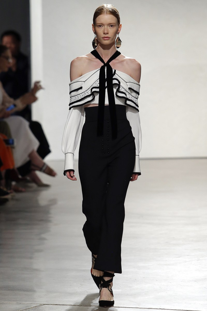 Proenza Schouler Ready To Wear SS 2016 NYFW (20)