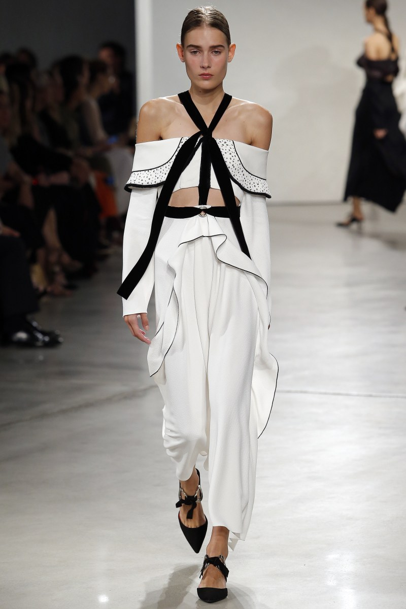 Proenza Schouler Ready To Wear SS 2016 NYFW (21)