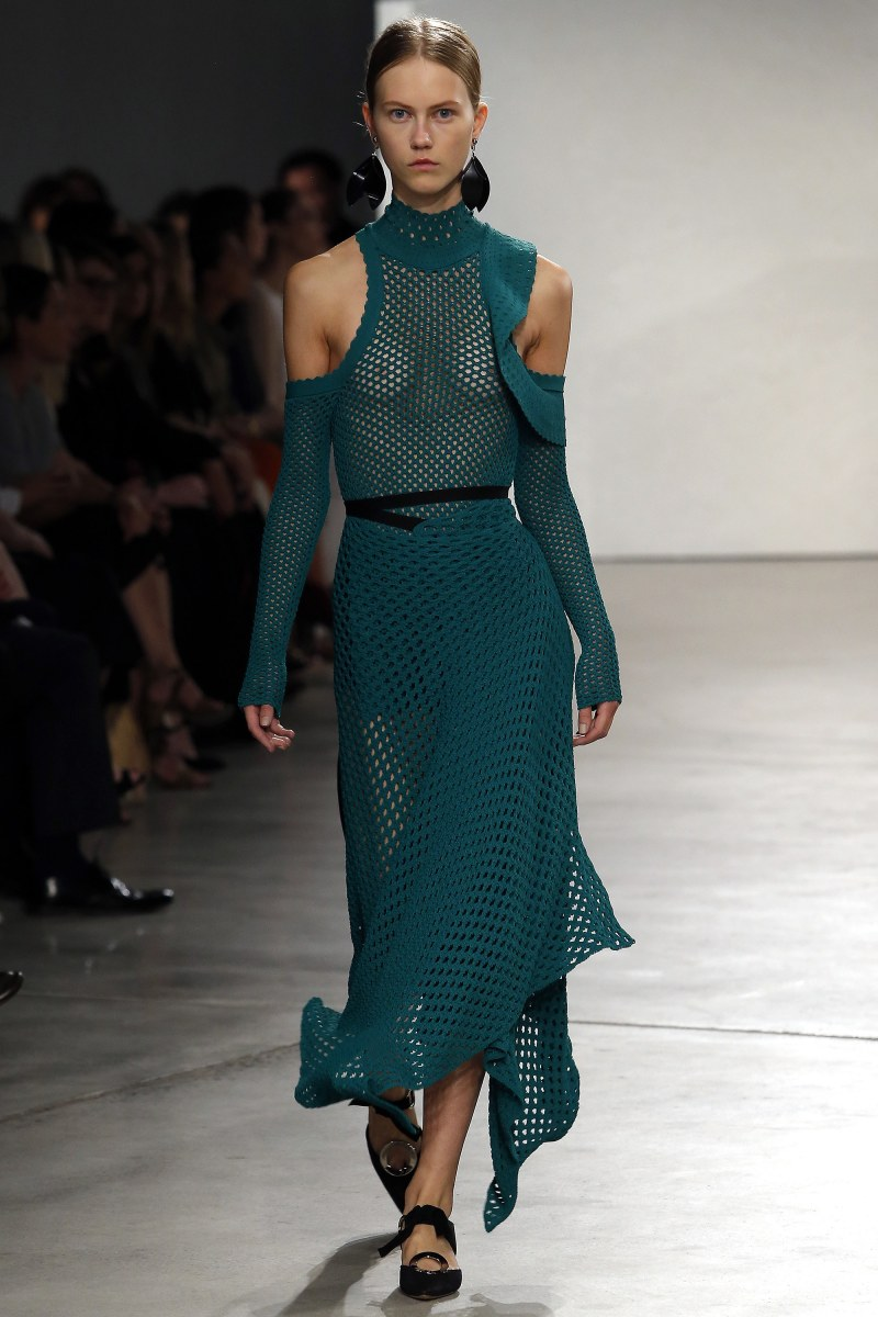 Proenza Schouler Ready To Wear SS 2016 NYFW (26)