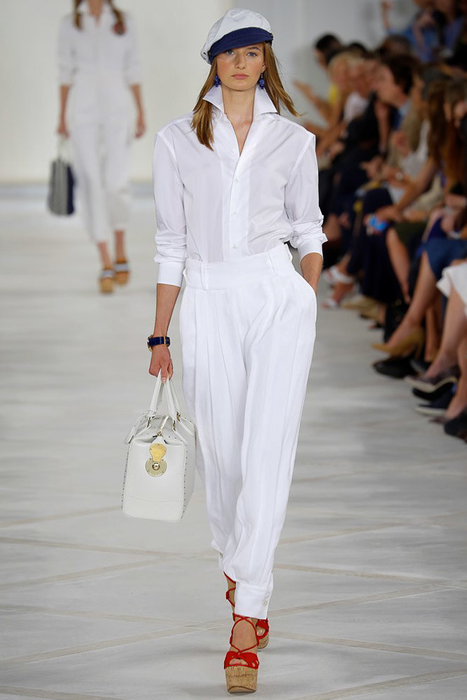 Ralph Lauren Ready To Wear SS 2016 NYFW (1)