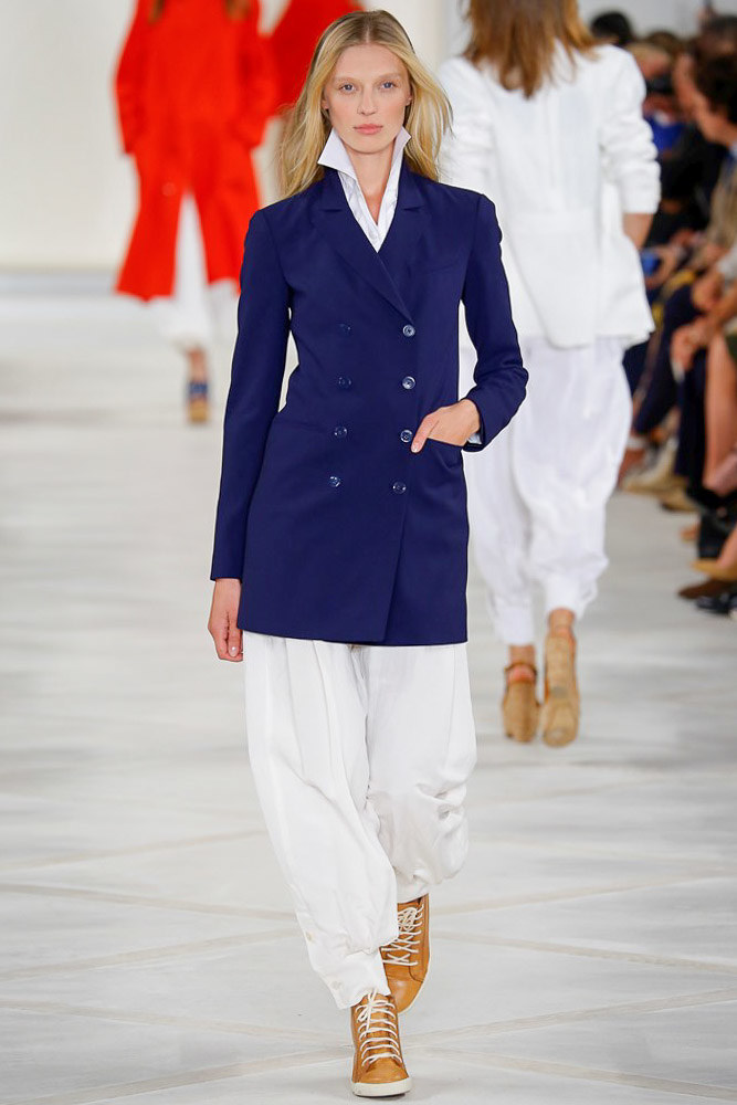Ralph Lauren Ready To Wear SS 2016 NYFW (10)