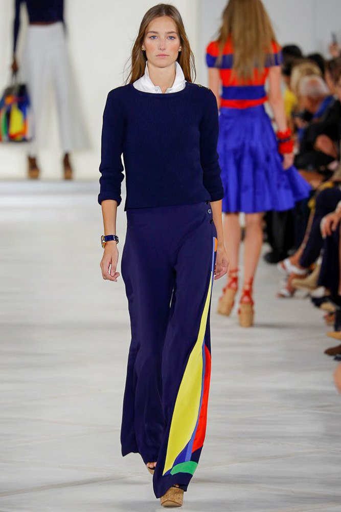Ralph Lauren Ready To Wear SS 2016 NYFW (15)