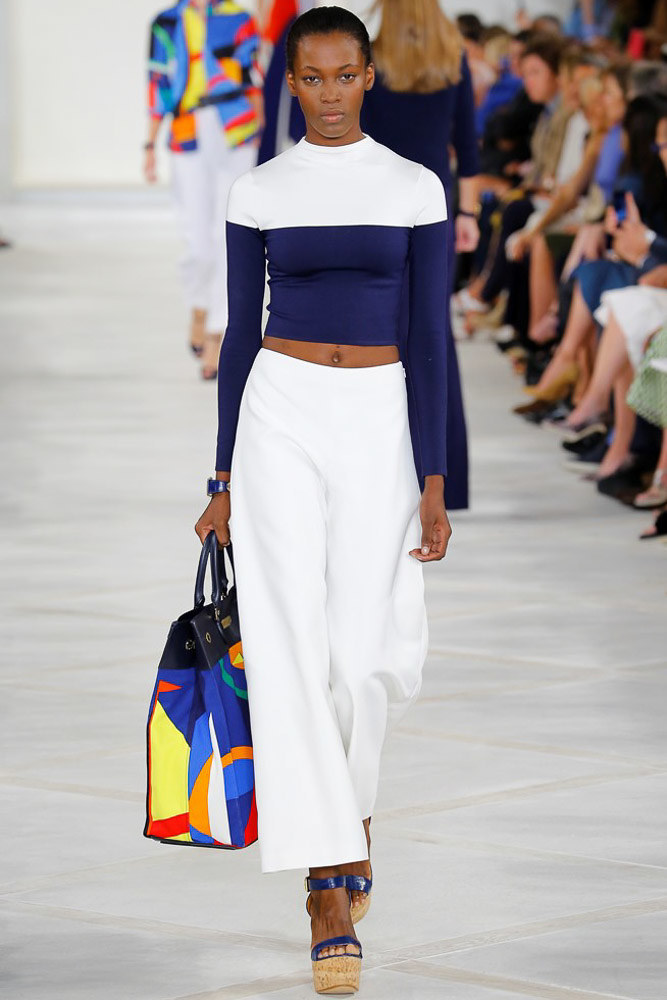 Ralph Lauren Ready To Wear SS 2016 NYFW (16)
