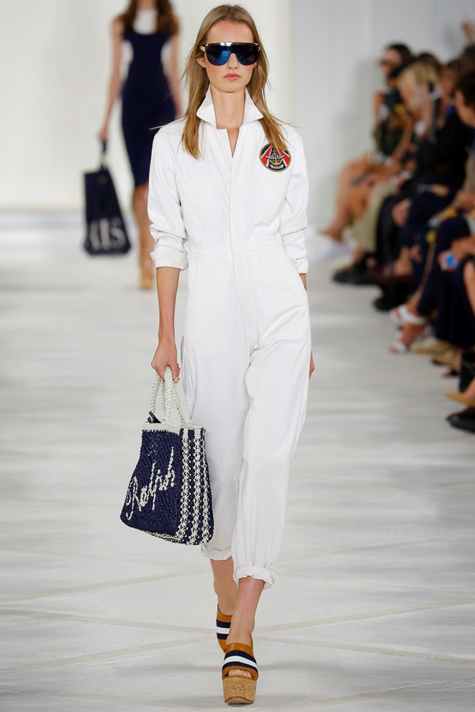 Ralph Lauren Ready To Wear SS 2016 NYFW (2)