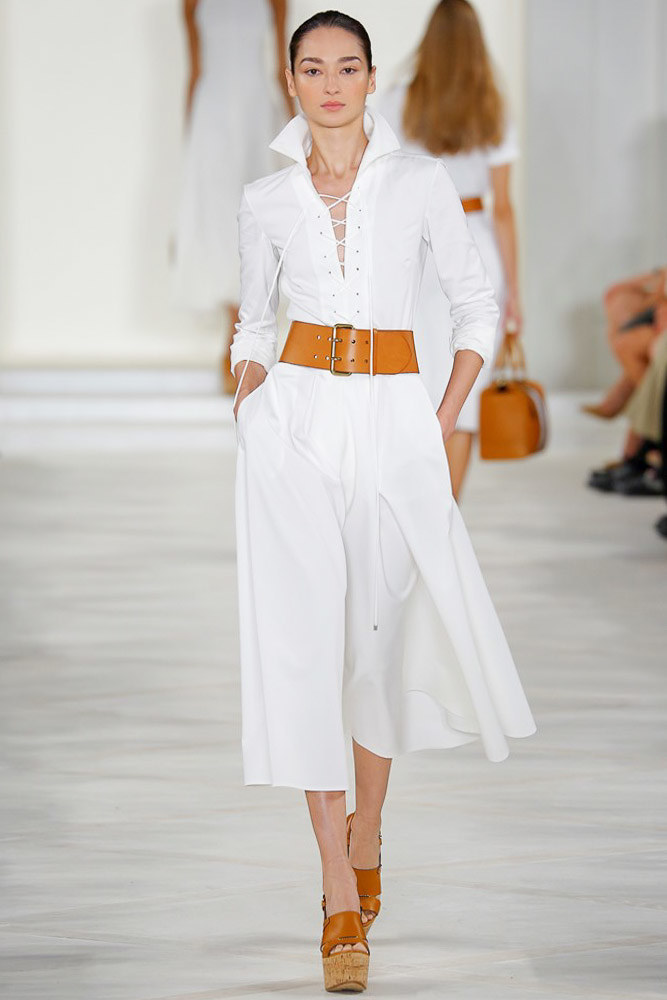 Ralph Lauren Ready To Wear SS 2016 NYFW (22)