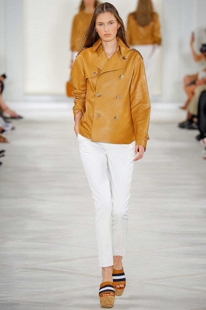 Ralph Lauren Ready To Wear SS 2016 NYFW (27)