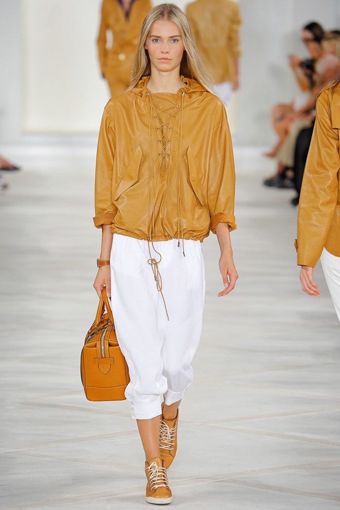 Ralph Lauren Ready To Wear SS 2016 NYFW (28)