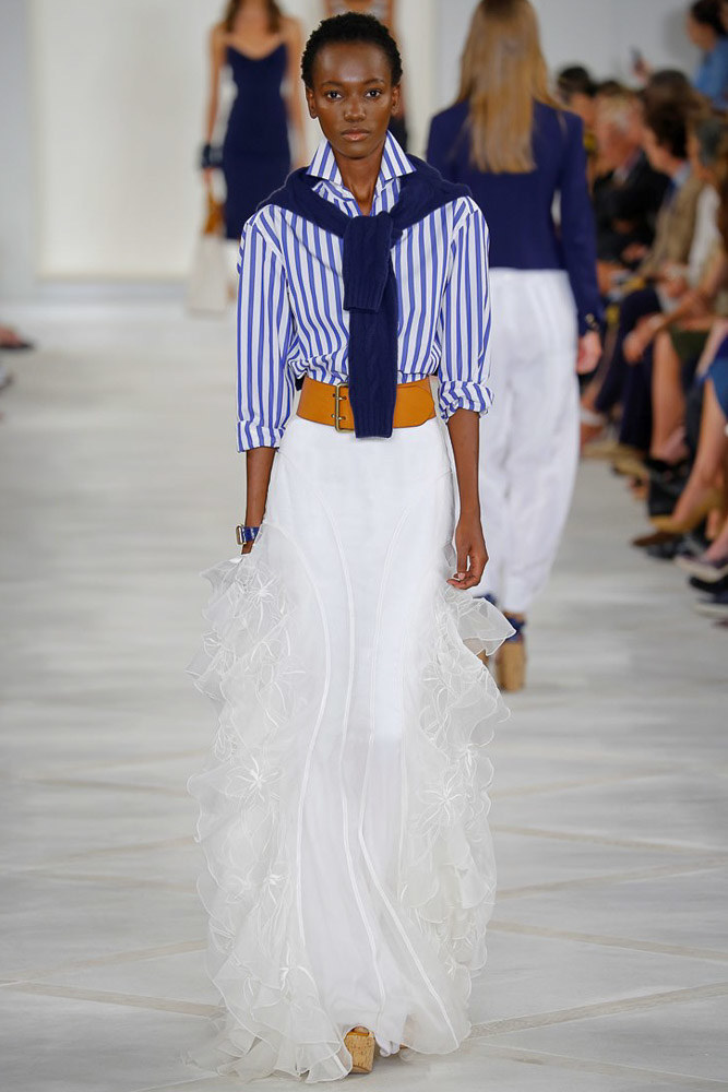 Ralph Lauren Ready To Wear SS 2016 NYFW (6)