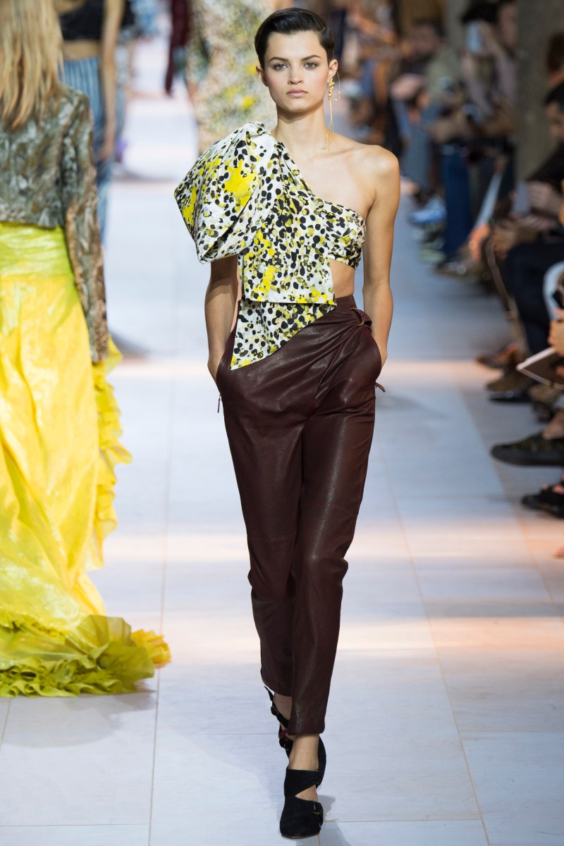 Roberto Cavalli Ready To Wear SS 2016 MFW (18)