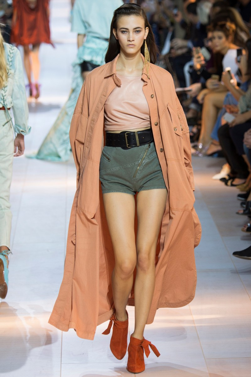 Roberto Cavalli Ready To Wear SS 2016 MFW (4)
