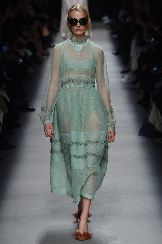 Rochas Ready To Wear SS 2016 PFW (10)