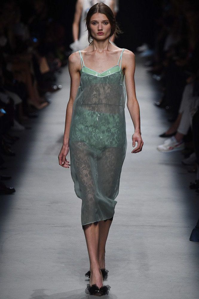 Rochas Ready To Wear SS 2016 PFW (12)