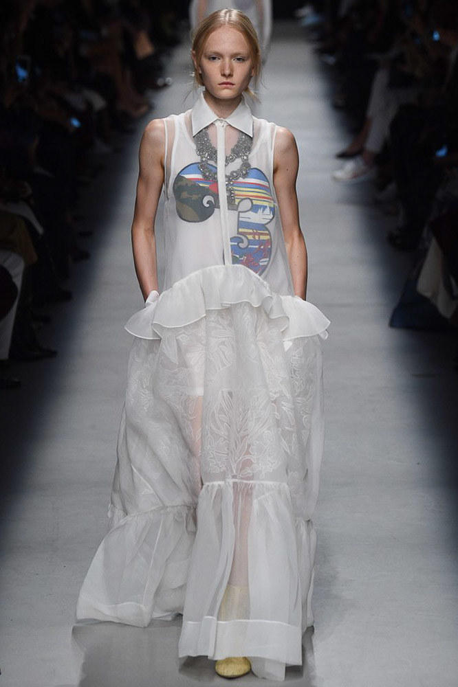 Rochas Ready To Wear SS 2016 PFW