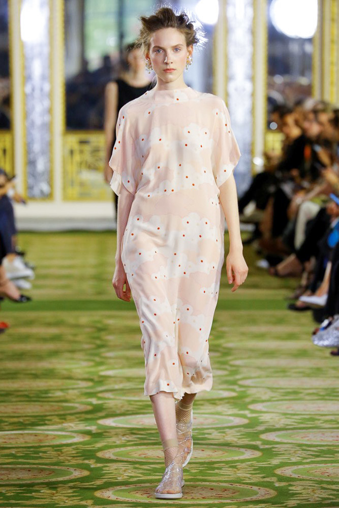 Simone Rocha Ready To Wear SS 2016 LFW (14)